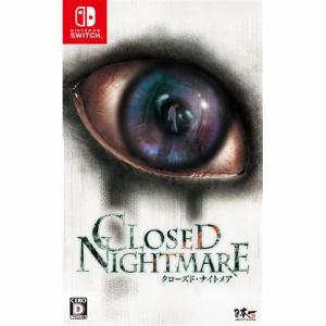 CLOSED NIGHTMARE Nintendo Switch版 HAC-P-ANZ9A