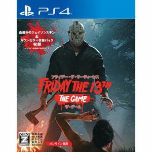フライデー・ザ・13th:ザ・ゲーム (日本語版) PS4 PLJM-16185