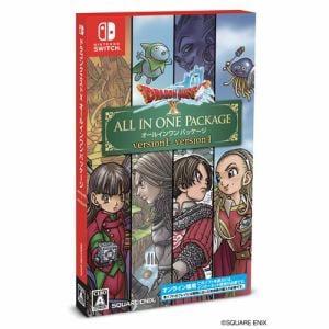 ドラゴンクエストⅩ オールインワンパッケージ Nintendo Switch版 HAC-Y-ADNWB (version1~4)