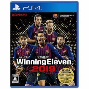 ウイニングイレブン 2019 PS4版 VF025-J1