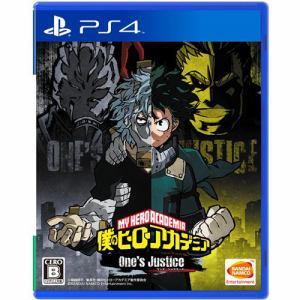 僕のヒーローアカデミア One's Justice PS4 PLJS-36055
