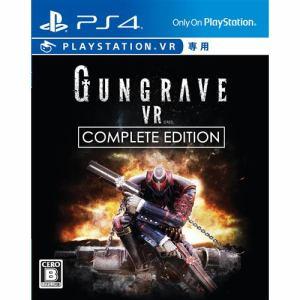 GUNGRAVE VR COMPLETE EDITION 通常版 PS4 PLJM-16228(PlayStationVR専用)