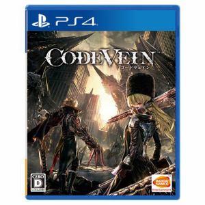 CODE VEIN PS4 通常版 PLJS-36037