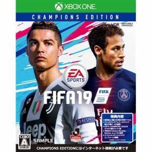 FIFA 19 Champions Edition XboxOne版 JES1-00472