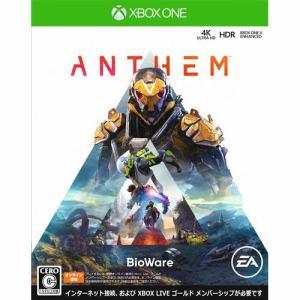 Anthem 通常版 XboxOne版 JES1-00474
