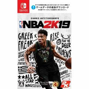 NBA 2K19 Nintendo Switch版 HAC-P-AQNYA