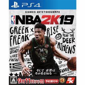 NBA 2K19 通常版 PS4版 PLJS-36070