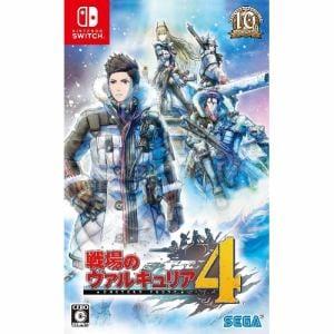 戦場のヴァルキュリア4 Nintendo Switch版 HAC-P-APSBA