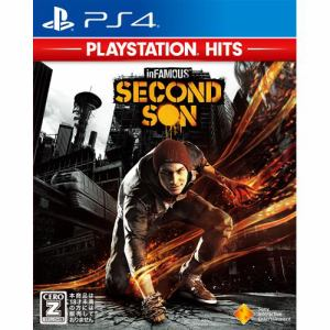 inFAMOUS Second Son PlayStation Hits PS4 PCJS-73501