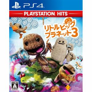 リトルビッグプラネット3 PlayStation Hits PS4 PCJS-73504