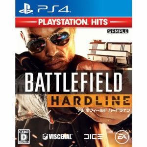 バトルフィールド  ハードライン PlayStation Hits PS4 PLJM‐23504