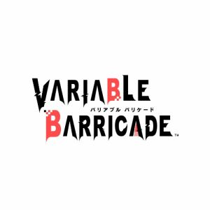 VARIABLE BARRICADE 限定版 PSVita VLJM-38116