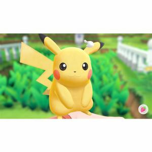 ポケットモンスター Let's Go! ピカチュウ  Nintendo Switch HAC-P-ADW2A