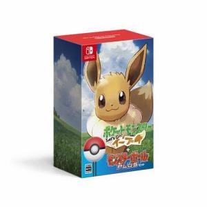 ポケットモンスター Let's Go! イーブイ モンスターボール Plusセット Nintendo Switch HAC-R-ADW3A