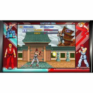 ストリートファイター 30th アニバーサリーコレクション インターナショナル Nintendo Switch版 HAC-P-AK6JA