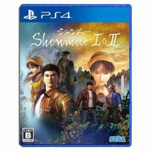 シェンムー Ⅰ&Ⅱ 通常版 PS4 PLJM-16225