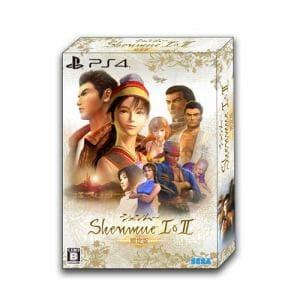 シェンムー Ⅰ&Ⅱ 限定版 PS4 HSN-0056