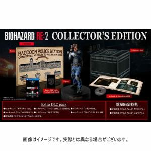 BIOHAZARD RE:2 Z Version COLLECTOR'S EDITION PS4 CPCS-01143