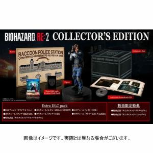 BIOHAZARD RE:2 COLLECTOR'S EDITION PS4 CPCS-01144