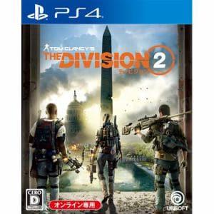 ディビジョン2 通常版 PS4 PLJM-16305
