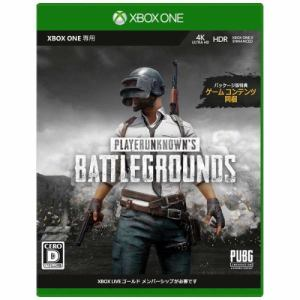 PLAYERUNKNOWN'S BATTLEGROUND 製品版 XboxOne JNX-00024