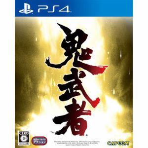 鬼武者 通常版 PS4版 PLJM-16174