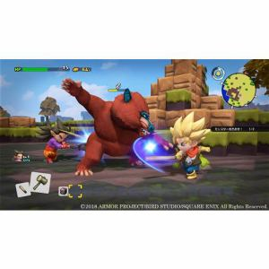 ドラゴンクエストビルダーズ2 破壊神シドーとからっぽの島 Nintendo Switch版 HAC-P-AH97A