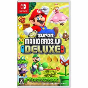 New スーパーマリオブラザーズ U デラックス Nintendo Switch HAC-P-ADALA