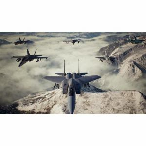 ACE COMBAT 7: SKIES UNKNOWN 通常版 PS4版 PLJS-74025