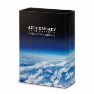 ACE COMBAT 7: SKIES UNKNOWN COLLECTOR′S EDITION PS4版 PLJS-36085