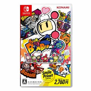 SUPER BOMBERMAN R SMILE PRICE COLLECTION Nintendo Switch HAC-2-AAB8A