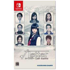 √Letter ルートレター Last Answer Nintendo Switch版 HAC-P-ARKLA
