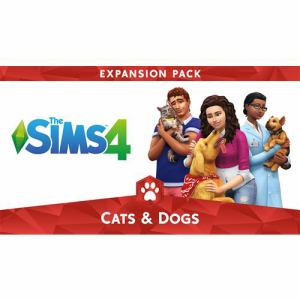 The Sims4 Cats & Dogsバンドル PS4 PLJM-16329