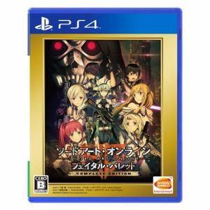 ソードアート・オンライン フェイタル・バレット COMPLETE EDITION PS4 PLJS-36088