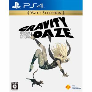 GRAVITY DAZE Value Selection PS4 PCJS-66029