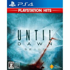 Until Dawn -惨劇の山荘- PlayStation Hits PS4 PCJS-73510