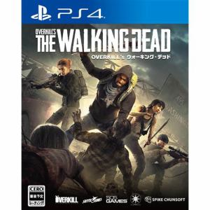 OVERKILL's The Walking Dead PS4 PLJS-36077