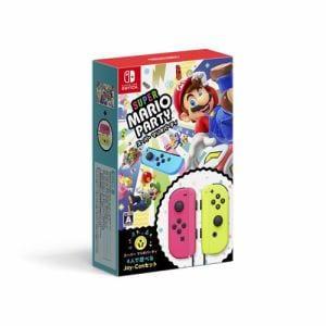【11月22日以降お届け】スーパー マリオパーティ 4人で遊べる Joy-Conセット Nintendo Switch HAC-W-ADFJA