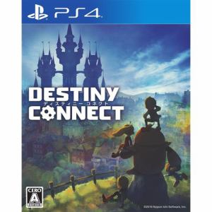 DESTINY CONNECT PS4 PLJM-16350
