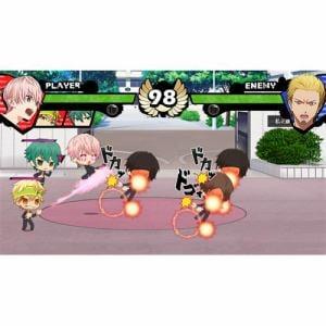 喧嘩番長 乙女 2nd Rumble!! 通常版 PSVita VLJS-08020