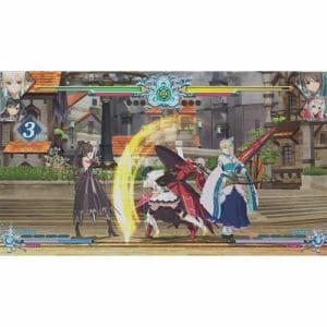 BLADE ARCUS Rebellion from Shining 通常版 PS4版 PLJM-16349