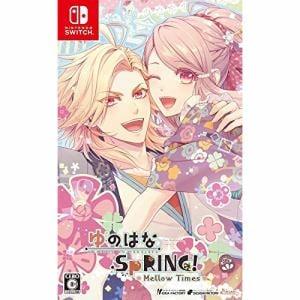 ゆのはなSpRING! ~Mellow Times~ for Nintendo Switch 通常版 HAC-P-ARYWA