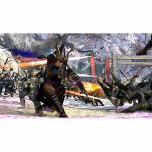 戦国無双4 DX 通常版 PS4版 PLJM-16383
