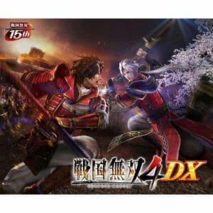 戦国無双4 DX 15周年記念BOX PS4版 KTGS-40451