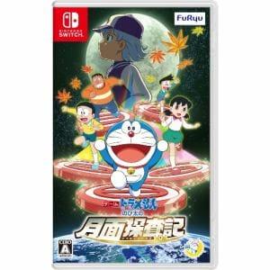 ゲーム ドラえもん のび太の月面探査記 Nintendo Switch HAC-P-ASH3A