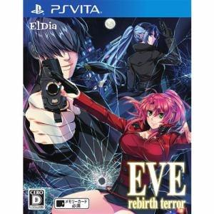 EVE rebirth terror 通常版 PSVita VLJM-38127