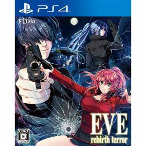 EVE rebirth terror 通常版 PS4 PLJM-16333