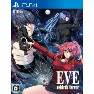 EVE rebirth terror 初回限定版 PS4 REDF-00016