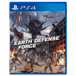 EARTH DEFENSE FORCE:IRON RAIN PS4 PLJS-36009
