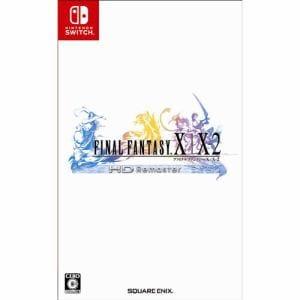 FINAL FANTASY X/X-2 HD Remaster Nintendo Switch版 HAC-P-AP2RA